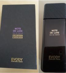 Evody Paris Note de Luxe parfem, original