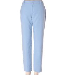 ZARA plave pantalone