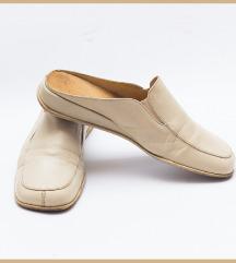 Kožne papuče 38