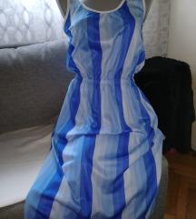 Sarena plava haljina 𝘼𝙆𝘾𝙄𝙅𝘼(danas)