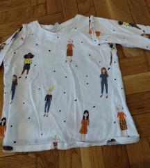 Zara majica 110