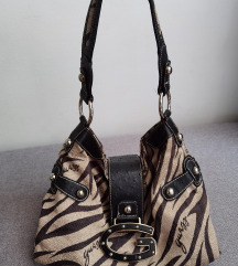 Guess zebra torbica