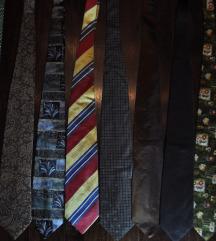 kravate brooksfield, guy laroche, enrico coveri