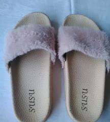 Papuče za devojčice