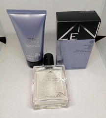 SHISEIDO ZEN for men, shower gel i aftet shave