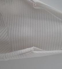 Asimetrična bluza na bretele, ZARA. NOVO