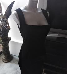 Prelepa Fervente mat crna haljina