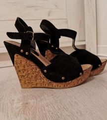 Sandale na platformu *snižena cena