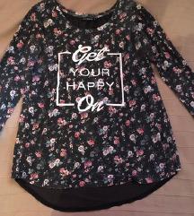 Terranova cvetna majica