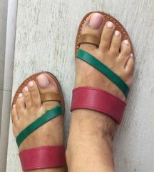 Prelepe kozne papuce -snizene
