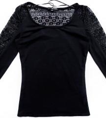 Tally Weijl crna bluza