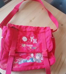 ONYX crvena torba na rame SNIZENO 750