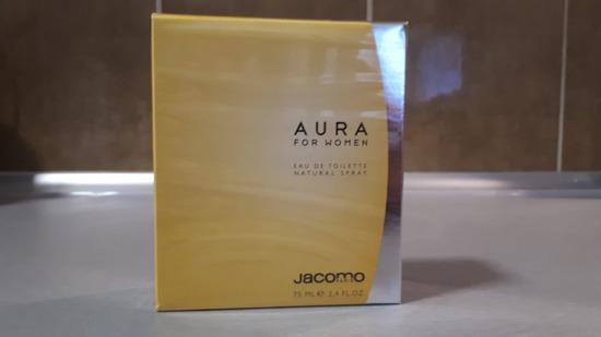 Aura Jacomo women,75 ml. edt.