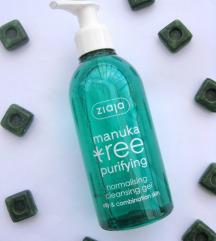 Ziaja manuka tree purifying gel za umivanje