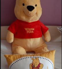 Winnie Pooh+ jastuče malo