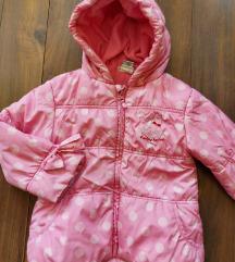 Jumbo jakna za devojcice do 4god
