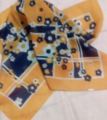 marama teget-oranž