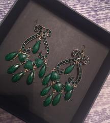 Viseće zelene mindjuse