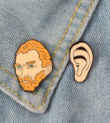 Van Gogh, set broseva. Novo!