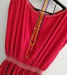 RED ♥️🌹💋vintage haljina