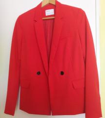 Nov sako  crvene boje PRODAT
