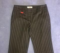 Cerruti 1881 crne pantalone original rasprodaja