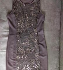 Dve nove crne haljine M