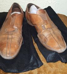 PRAVA KOZA! - Plitke Muske Cipele