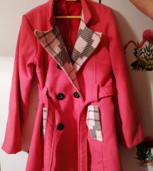 Crveni kaputic za devojcice