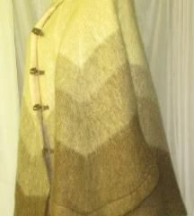 Prelepa pelerina Alafoss - 100% virgin wool