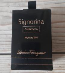 Signorina misteriosa  mini parfemski set