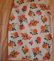Pencil duboka suknja