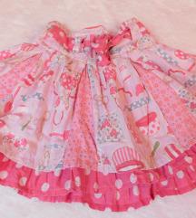 PUMPKIN PATCH Made in UK roze suknjica