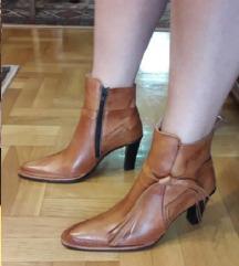 BEBETTO Spain kozne cizme NOVE 25cm