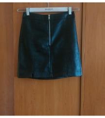 Kozna suknja S