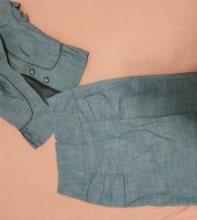 Suknja i sako
