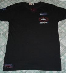 Muska crna majica L/XL