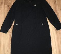 Crna haljina veći broj