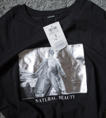 Calliope crna majica sa printom, vel. S