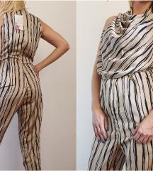 P.S...Fashion izuzetan svileni kombinezon NOVO