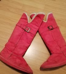 Pink cizmice