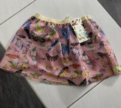 H&m nova suknjica 98/104