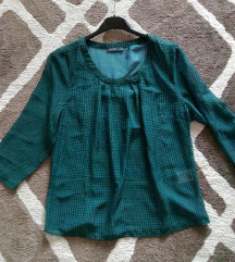 Manguun smaragd bluza, RASPRODAJA