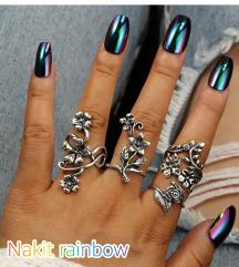 💙Prelep set prstenja