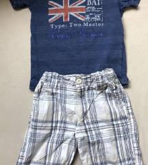 Bermude i majica
