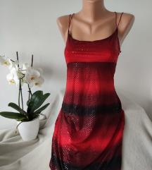 PIMKIE svetlucava haljina vel M