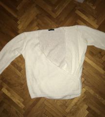 Nakd Pullover in white