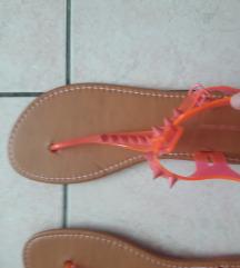 Gumene terranova sandale