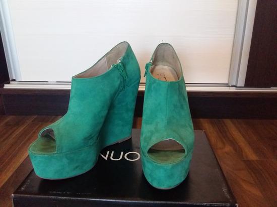 Kožne cipele na punu petu (ITALY)
