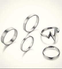 Set prstenova veoma povoljno
